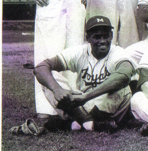 Clemente - 1954 Montreal Royals