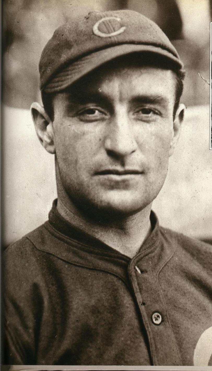 Canadian catcher Jimmy Archer had one of the best throwing arms in big league history. (Photo courtesy of Canadian Baseball Hall of Fame)