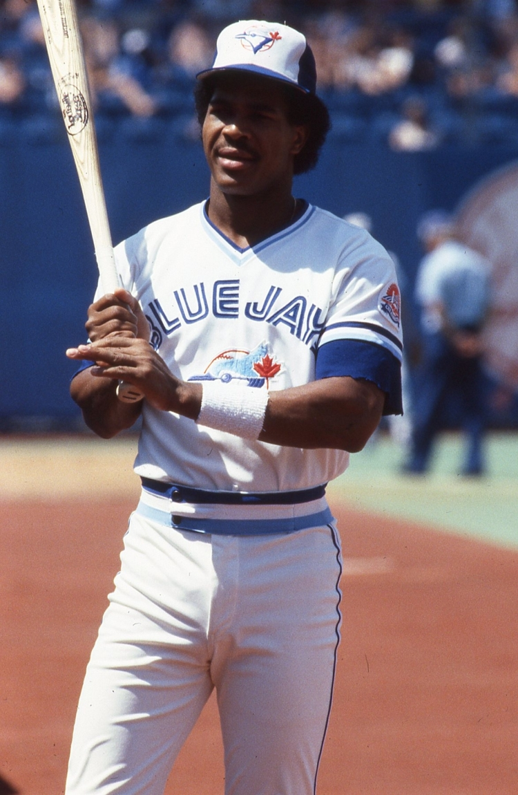 George Bell will be inducted into the Canadian Baseball Hall of Fame on June 29. (Photo courtesy of Canadian Baseball Hall of Fame)