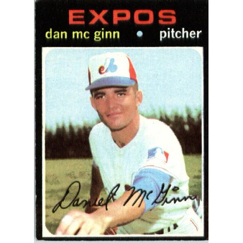 The first home run in Montreal Expos history came from an unlikely source.