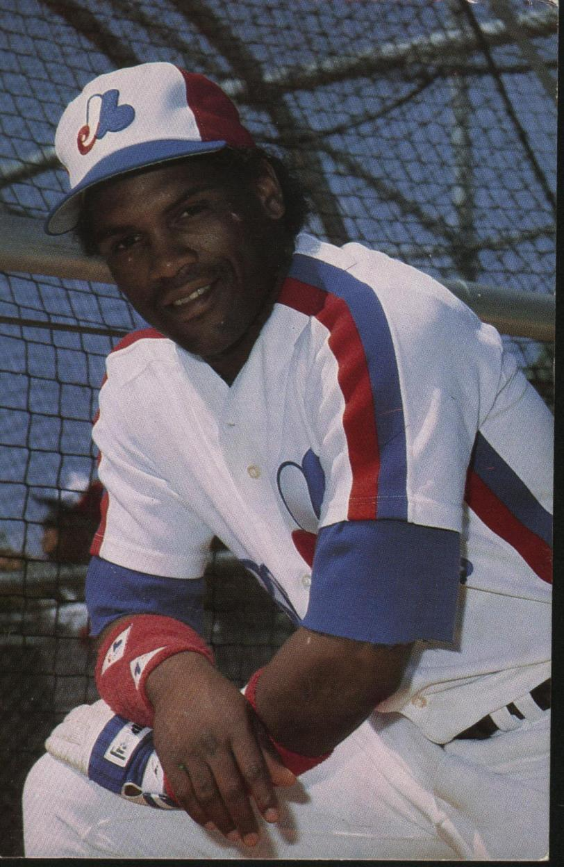 2013 Canadian Baseball Hall of Fame inductee Tim Raines hopes that he will one day be honoured in the National Baseball Hall of Fame in Cooperstown. (Photo courtesy of Canadian Baseball Hall of Fame).