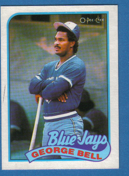 April 4, 2013 will represent the 25th anniversary of George Bell's three-home run Opening Day performance against the Kansas City Royals.