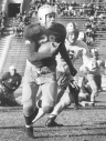 Jackie Robinson was a college football standout.