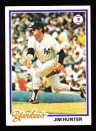 With help from his two Hall of Fame teammates, Catfish Hunter got the win at Exhibition Stadium on September 21, 1978.