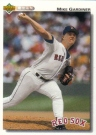 Baseball Card of the Week: 1992 Upper Deck Mike Gardiner. This right-hander from Sarnia, Ont., pitched in parts of six big league seasons with the Mariners, Red Sox, Expos and Tigers. He currently resides in Charlotte, N.C.