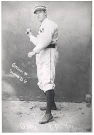 Canadian Baseball legend Tip O'Neill would have turned 153 on Sunday (Photo: Courtesy of Canadian Baseball Hall of Fame)