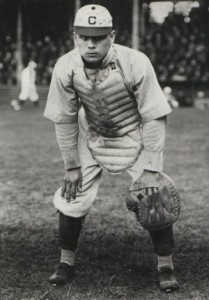 Canadian Baseball Hall of Famer Justin Jay Clarke once hit eight home runs in a Class D game. (Photo: Canadian Baseball Hall of Fame)