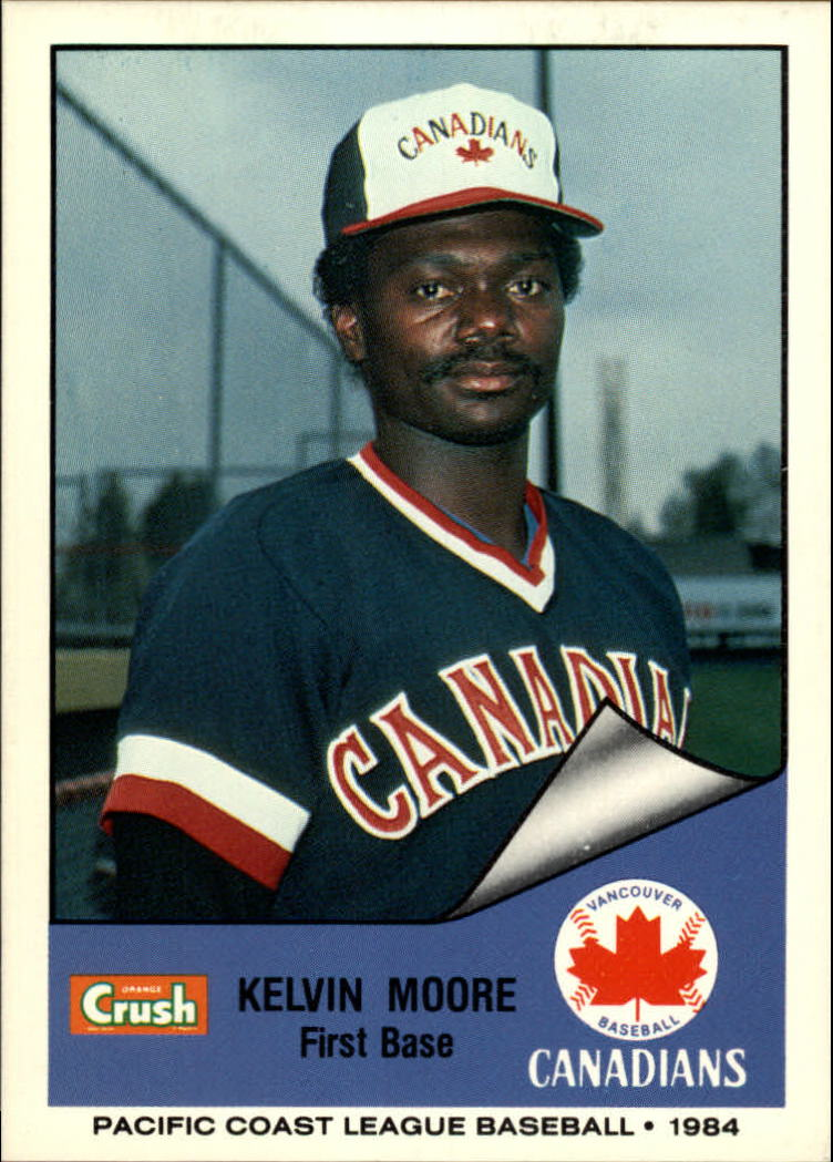 Kelvin Moore, who played 58 games with the Vancouver Canadians in 1984, passed away on November 9 at age of 57.