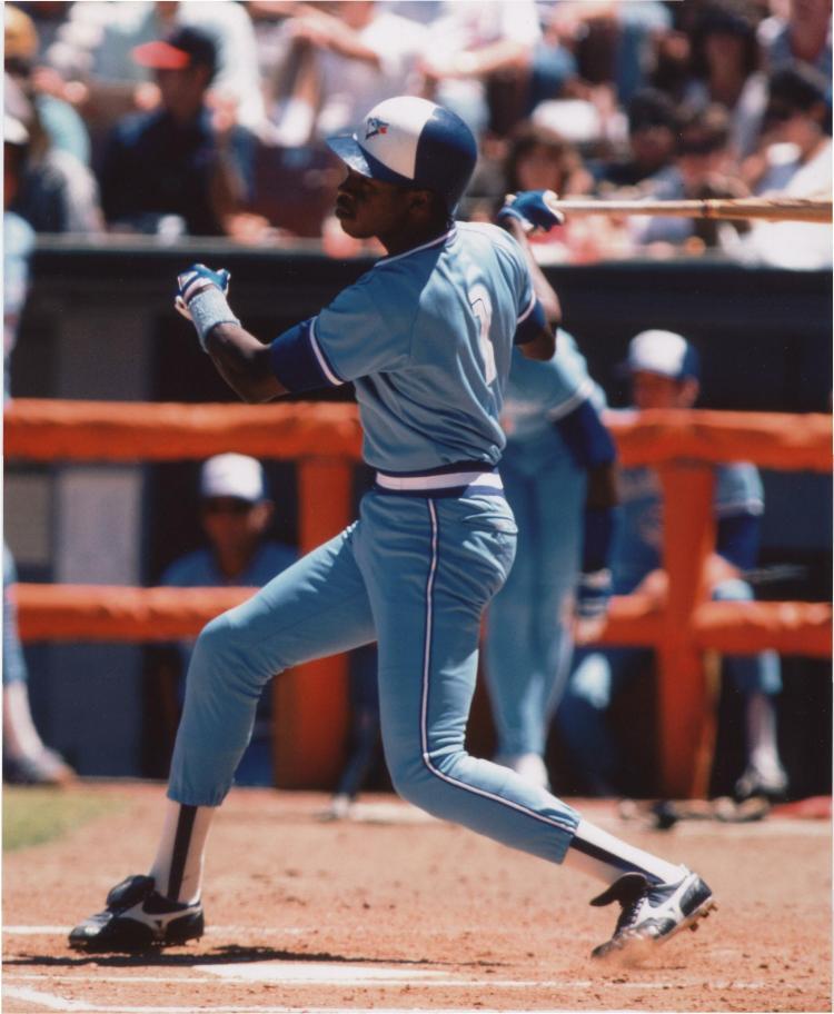 Toronto Blue Jays legend Tony Fernandez modeled his swing after Rod Carew.
