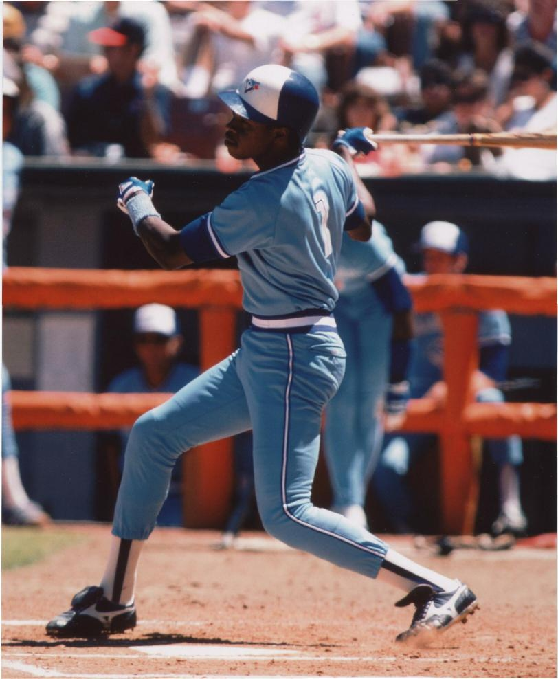 Toronto Blue Jays legend Tony Fernandez modeled his swing after Rod Carew.